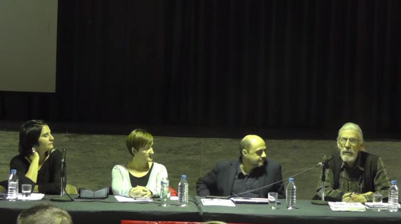 """Jornadas """"Movimiento vecinal: Creando futuro en Usera""""."""